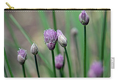 A Culinary Necessity Carry-all Pouch by Debbie Oppermann