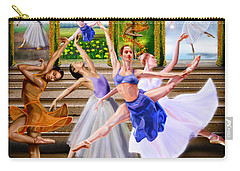 A Dance For All Seasons Carry-all Pouch