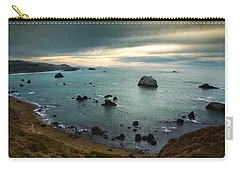 A Dark Day At Sea Carry-all Pouch