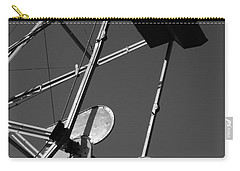 A Day At The Fair Carry-all Pouch by Barbara Bardzik