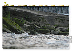Carry-all Pouch featuring the photograph A Day At The River by Michael Krek