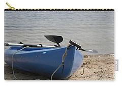 A Day On The Water Carry-all Pouch by Barbara Bardzik