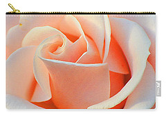 A Delicate Rose Carry-all Pouch