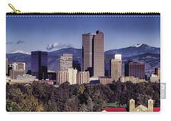A Denver Autumn Carry-all Pouch