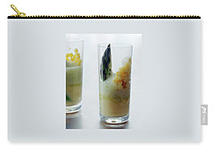 A Drink With Asparagus Carry-all Pouch