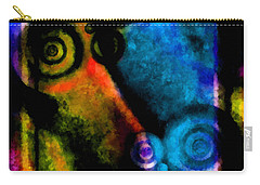 A Drop In The Puddle 2 Carry-all Pouch by Angelina Vick