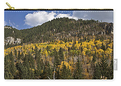 A Falls Day In Spearfish Canyon Of South Dakota Carry-all Pouch