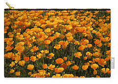 A Field Of Poppies Carry-all Pouch