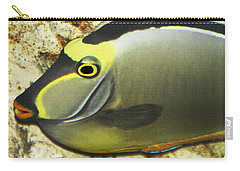 Carry-all Pouch featuring the photograph A Fish From The Ocean by Tom Janca