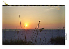 A Florida Sunset Carry-all Pouch by Cynthia Guinn