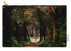 A Forest Path -dungeness Spit - Sequim Washington Carry-all Pouch