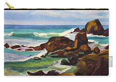 Carry-all Pouch featuring the painting A Frouxeira Galicia by Pablo Avanzini