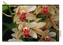 Carry-all Pouch featuring the photograph A Gathering by Rodney Lee Williams