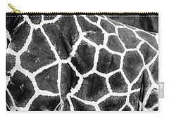 A Giraffe's Maze Carry-all Pouch