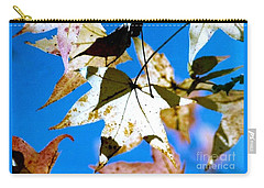 Carry-all Pouch featuring the photograph Autumn  In New Orleans Louisiana by Michael Hoard