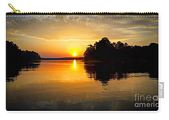 A Golden Moment Carry-all Pouch