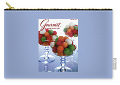 A Gourmet Cover Of Melon Balls Carry-all Pouch