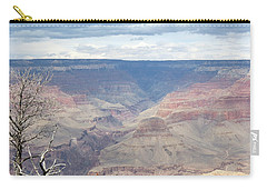 A Grand Canyon Carry-all Pouch by Laurel Powell
