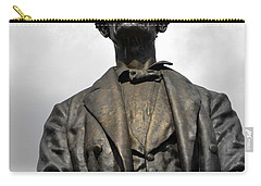 A Great Man Carry-all Pouch by Kathy Barney