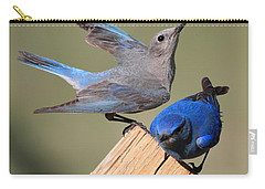 A Great Pair Carry-all Pouch by Shane Bechler
