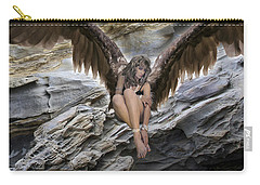 A Guardian Angel Carry-all Pouch