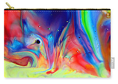 Carry-all Pouch featuring the photograph A Higher Frequency by Joyce Dickens