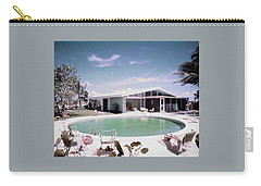 A House In Miami Carry-all Pouch