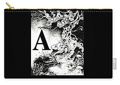 A Is For Arbol Carry-all Pouch