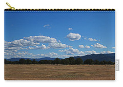 A June Panorama In Southern Oregon Carry-all Pouch by Mick Anderson