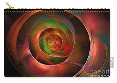 A Kind Of Inner Opalescence Carry-all Pouch