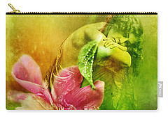 A Kiss Before Sunset Carry-all Pouch