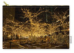 A Little Golden Garden In The Heart Of Manhattan New York City Carry-all Pouch