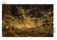 A Little Golden Garden In The Heart Of Manhattan New York City Carry-all Pouch