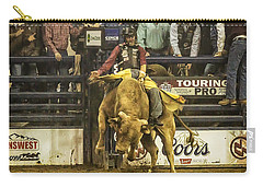 A Lot Of Bull At The National Stock Show Carry-all Pouch