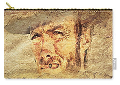 A Man With No Name Carry-all Pouch