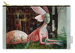 A Midsummer Night's Dream Carry-all Pouch by Victoria Fomina