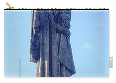 Carry-all Pouch featuring the photograph A Mother's Love by Alys Caviness-Gober