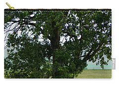 A One Horse Tree And Its Horse					 Carry-all Pouch