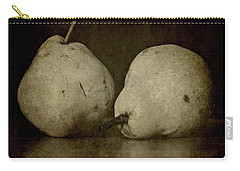 A Pair Of Pears Carry-all Pouch by Patricia Strand