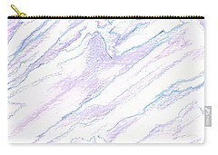 A Piece Of The Alaska Range2 Carry-all Pouch