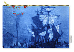 A Pirate Looks At Forty Carry-all Pouch