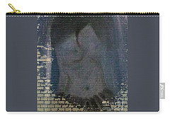 Carry-all Pouch featuring the painting A Place  by Ann Calvo