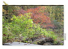 A Place To Think II Carry-all Pouch by Barbara Bardzik