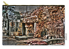 Carry-all Pouch featuring the photograph A Quiet Place To Pray by Doc Braham