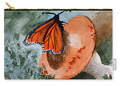 Carry-all Pouch featuring the painting A Resting Place by Beverley Harper Tinsley