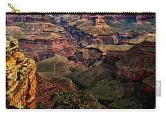 A River Runs Through It-the Grand Canyon Carry-all Pouch
