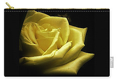 A Rose For You Carry-all Pouch by Bruce Bley