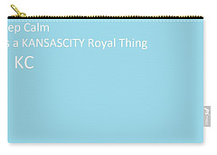 A Royal Thing Carry-all Pouch by Aaron Martens