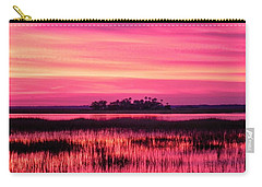 A Saint Helena Island Sunset Carry-all Pouch