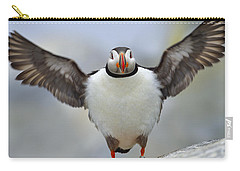 A Seaside Breeze Carry-all Pouch by Tony Beck